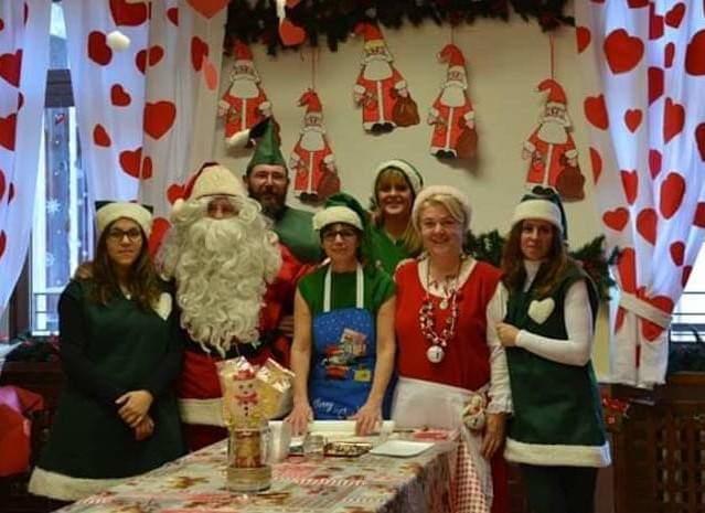 Villaggio di Babbo Natale all'ex asilo di Nago dalle 15 alle 18